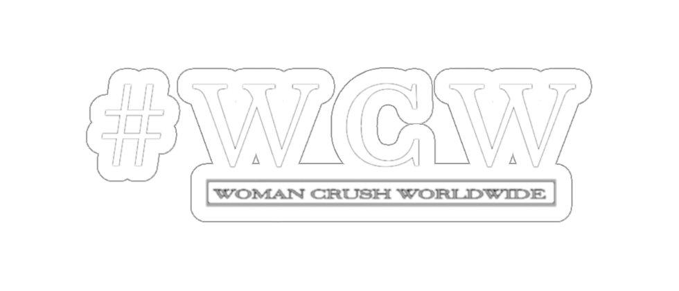 #WCW LOGO Kiss-Cut Stickers
