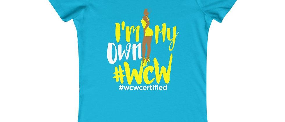 #WCW Women's Favorite Tee