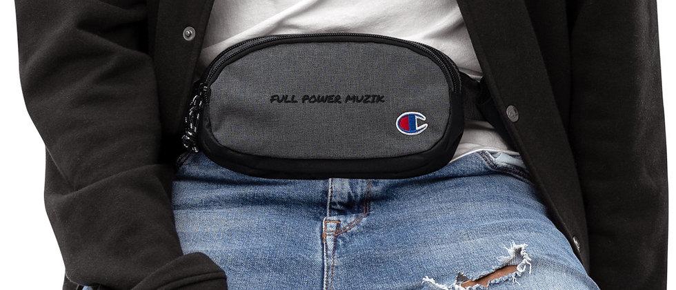Full Power Muzik Champion Fanny pack