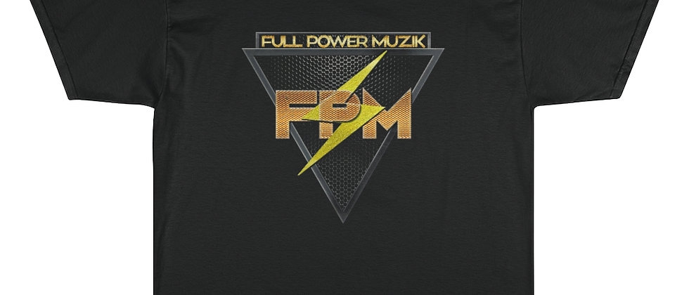 Full Power Muzik Champion T-Shirt