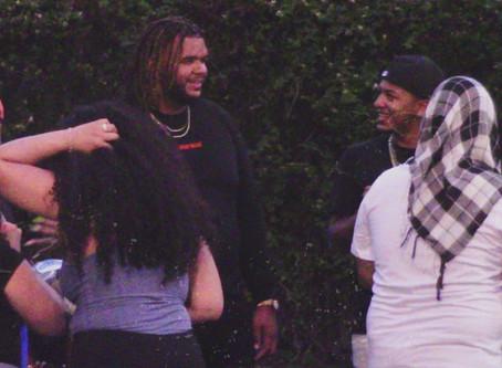 "Behind the Scenes Music Video  ""Cara De Mala' with Mr.Nuevayol Julla, K-Torres, BuBu35"