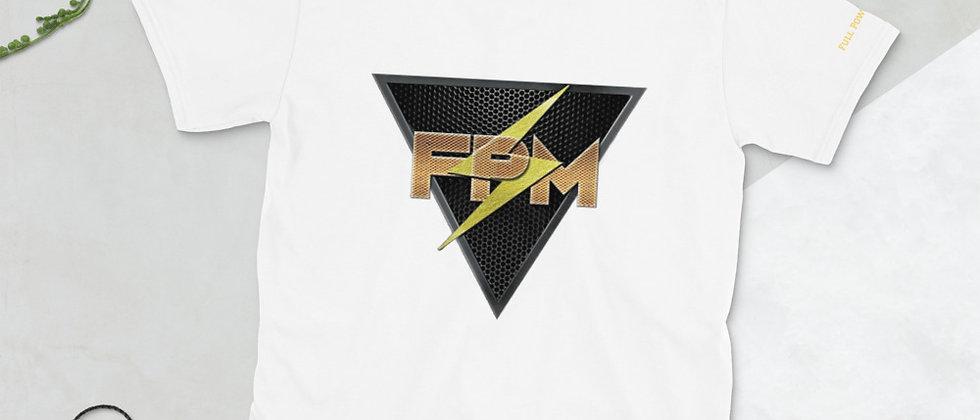 Full Power Muzik Short-Sleeve Unisex T-Shirt