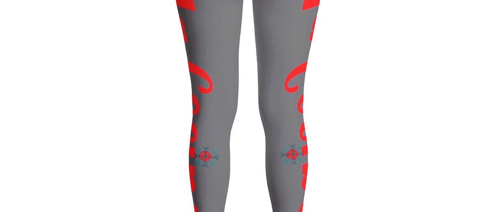 Hell's Kitchen La Cocina Leggings Xmas Edition - Grey