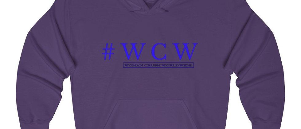 # WCW BLUE  Unisex Heavy Blend™ Hooded Sweatshirt