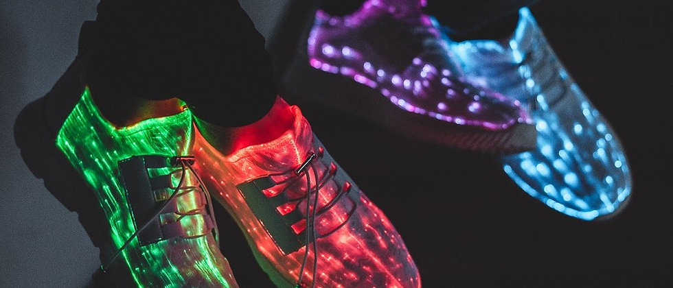 Women's Emit 100 | Fiber Optic Shoes