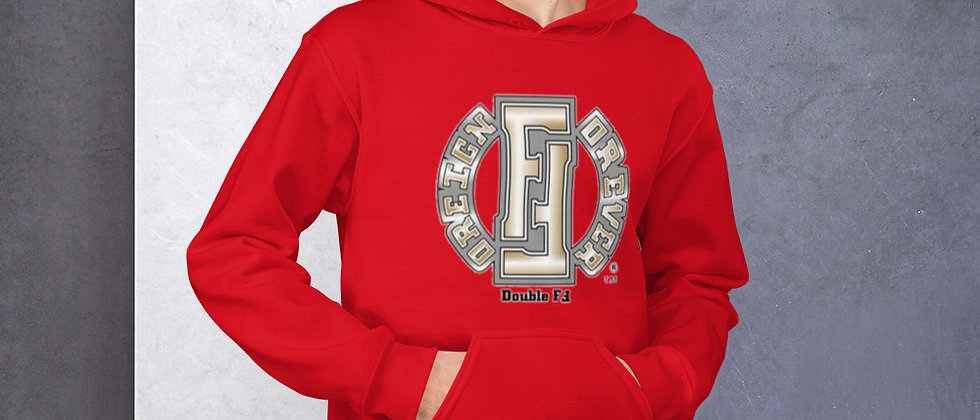 Forever Foreign Unisex Hoodie