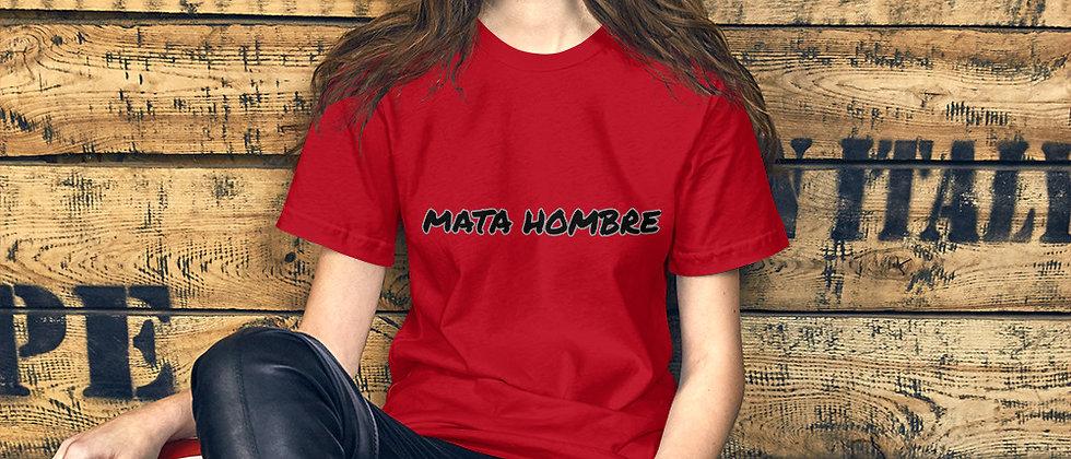 MATA HOMBRE Short-Sleeve Unisex T-Shirt
