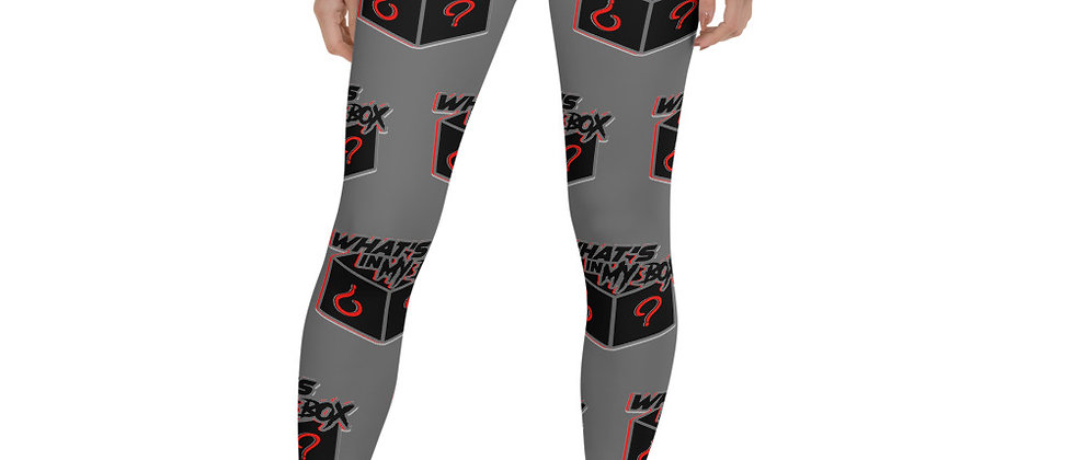 Leggings All over Print Grey