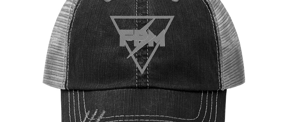 Full Power Muzik Unisex Trucker Hat