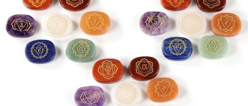 Chakra Stone Therapy Healing