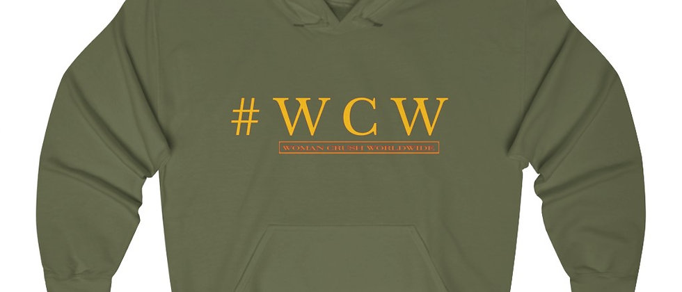 # WCW GOLD Unisex Heavy Blend™ Hooded Sweatshirt