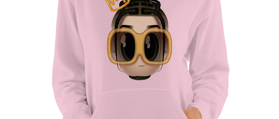 Unisex Hoodie With Artist Angel the Prince