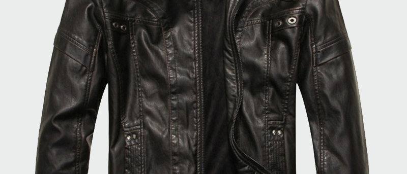 Classic Motorcycle Bike Jacket