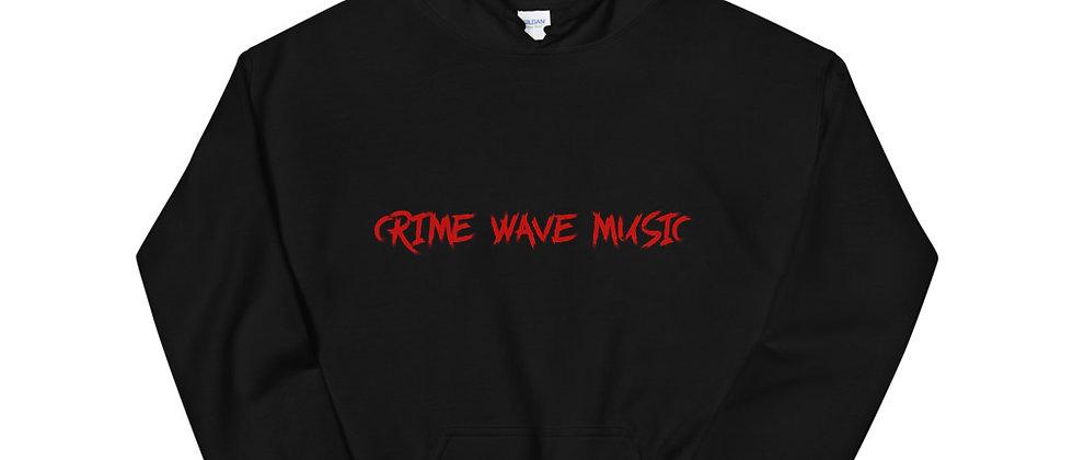 Crime Wave Music Unisex Hoodie