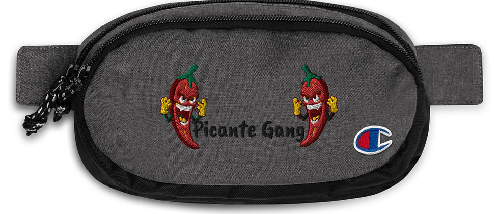 Picante Gang Champion fanny pack