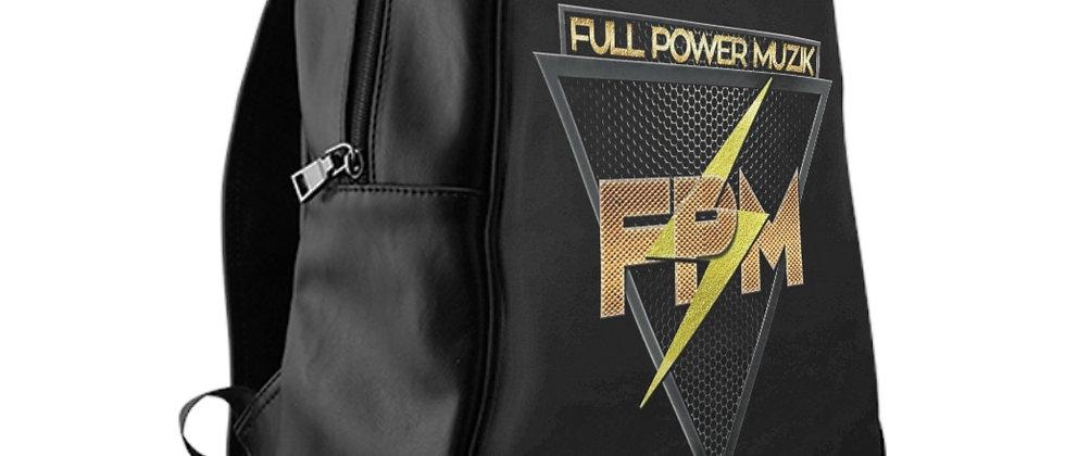 Full Power Muzik School Backpack