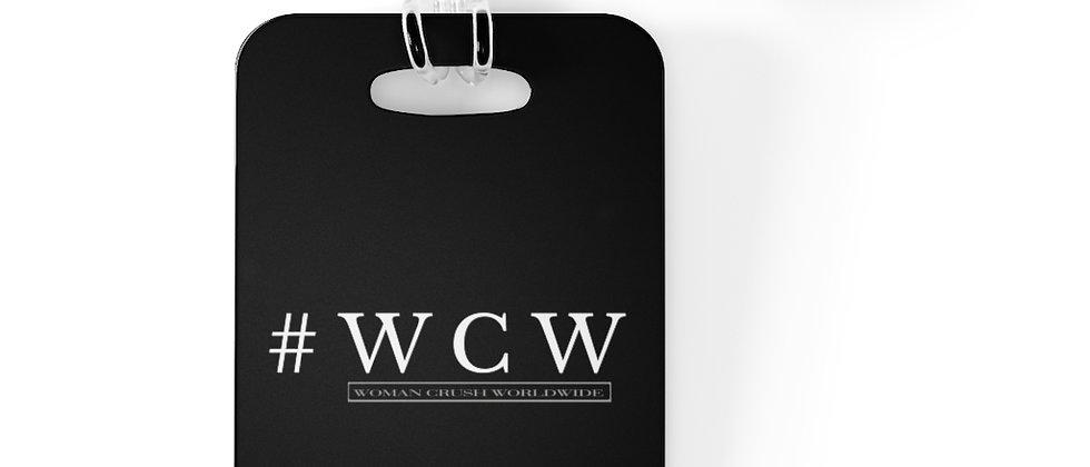 # WCW LOGO Bag Tag
