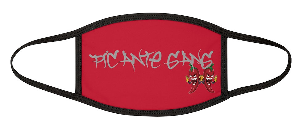 Picante Gang Fabric Face Mask