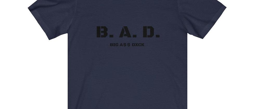 B. A. D. Jersey Short Sleeve Tee
