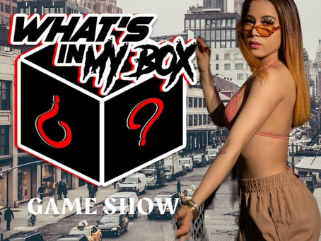 Coming Soon! What's in My Box? Game Show