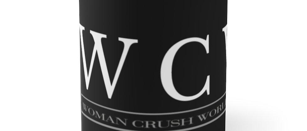 # WCW LOGO Ceramic Mug 11oz