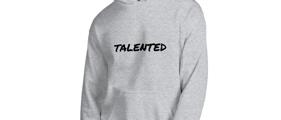 "Urban Talent  "" Talented"" Unisex Hoodie"