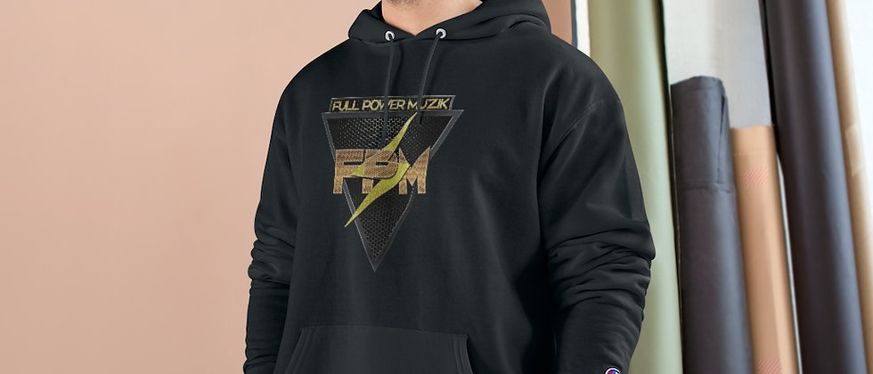 Full Power Muzik Champion Hoodie