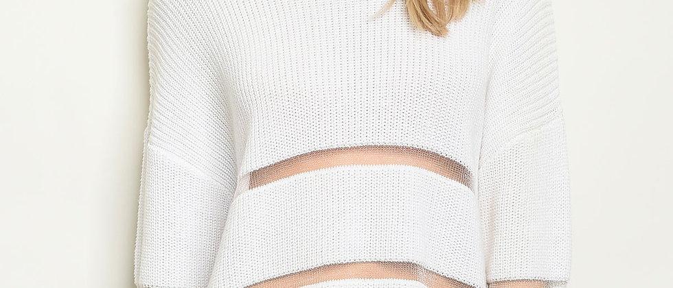 Ivory Sweater
