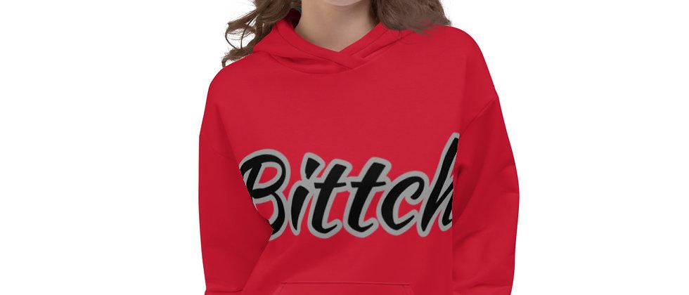 Unisex Hoodie Bittch Brand