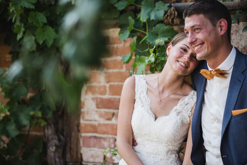 Portraitbilder Hochzeit