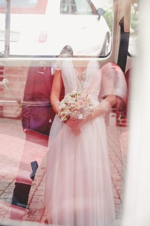 Hochzeitsportrait Brautpaar