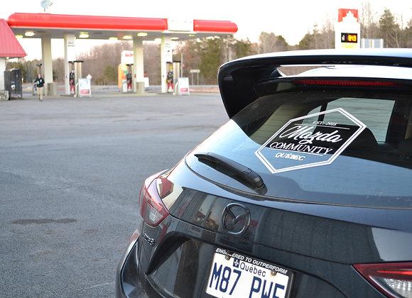BackGlass Mazda Community