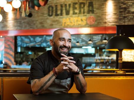 #Foddie:Tomás Olivera inaugura restaurante de pastas en Sun Monticello