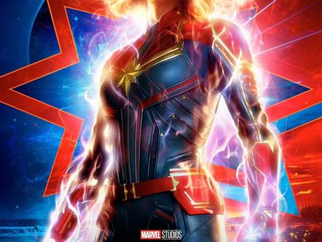 #MOVIES: Capitana Marvel: La heroína que todos estábamos esperando