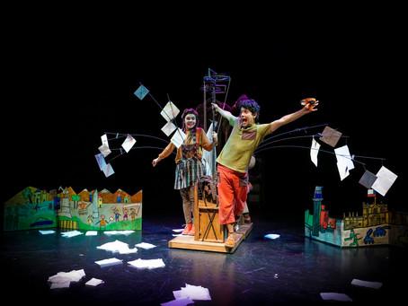 Vacaciones de invierno: Teatro y talleres gratis en Quilicura