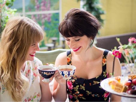 #Larevolucióndelté  Celebremos a las Tea Lovers de corazón