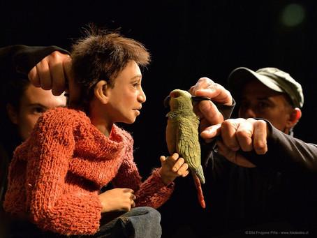 Teatro y su doble: Pedro y el Lobo, el relato con marionetas del popular poema ruso