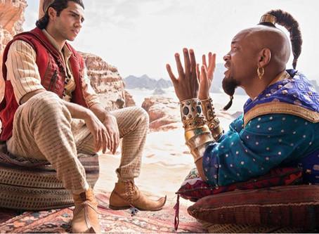 #Movies: Aladdin, el nuevo remake live action de Disney