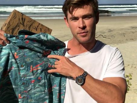 Corona x Parley lanzan la primera camisa hawaiana hecha con plástico reciclado del océano