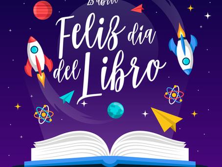 23 de abril: ¡Es el día del libro!