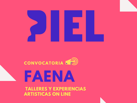Lanzan plataforma de talleres y experiencias artísticas online