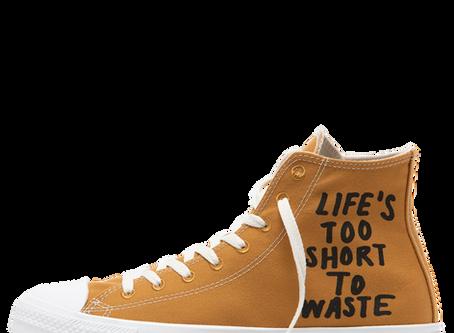 Renew: La línea de zapatillas sustentables de Converse