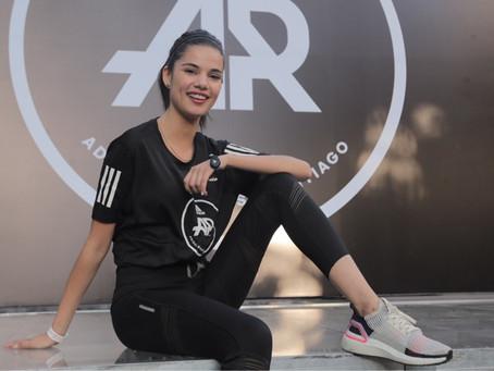 La comunidad adidas runners se tomó el Paseo Bandera