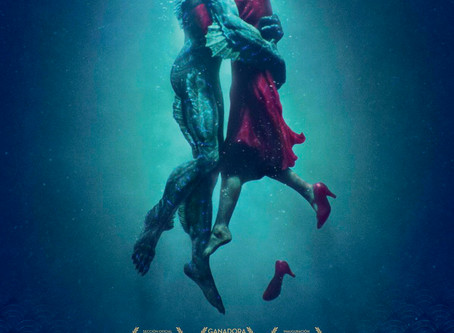 The Shape of Water: A fairy tale for adults