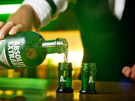 Absolut Extrakt: la nueva forma de beber vodka