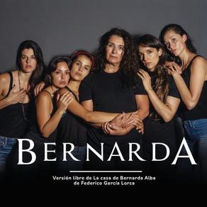#Teatro: Luis Barrales e Isidora Stevenson reescriben La casa de Bernarda Alba