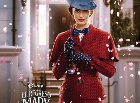 """#MOVIES: """"El regreso de Mary Poppins"""""""