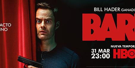 #Series: BARRY cierra su segunda temporada en HBO