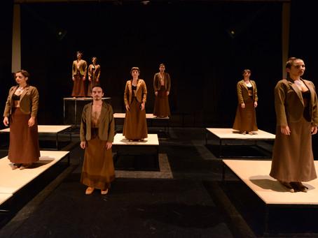 #Teatro: Bailando poemas de Gabriela Mistral