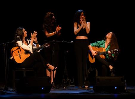 """#CONCIERTO """"Las Migas"""" flamenco con pasión femenina"""